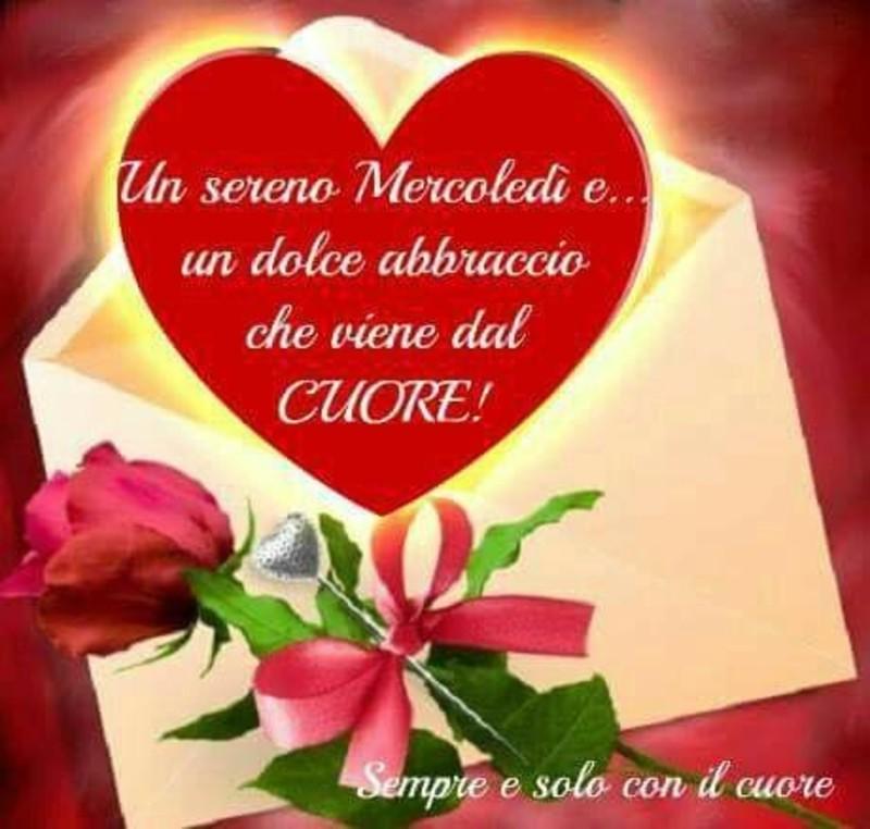 buon mercoledì amore immagini