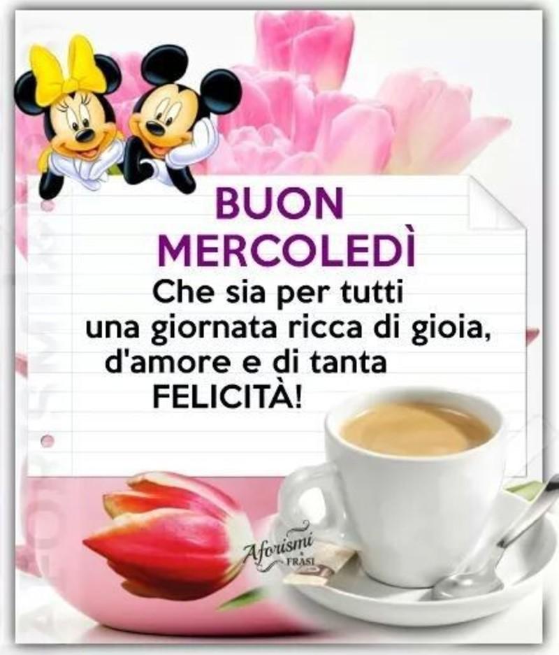 Buon Mercoledì Immagini Caffè Buongiornocolsorrisoit