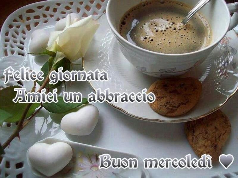 Buon Mercoledì Immagini Col Caffè 2 Buongiornocolsorrisoit