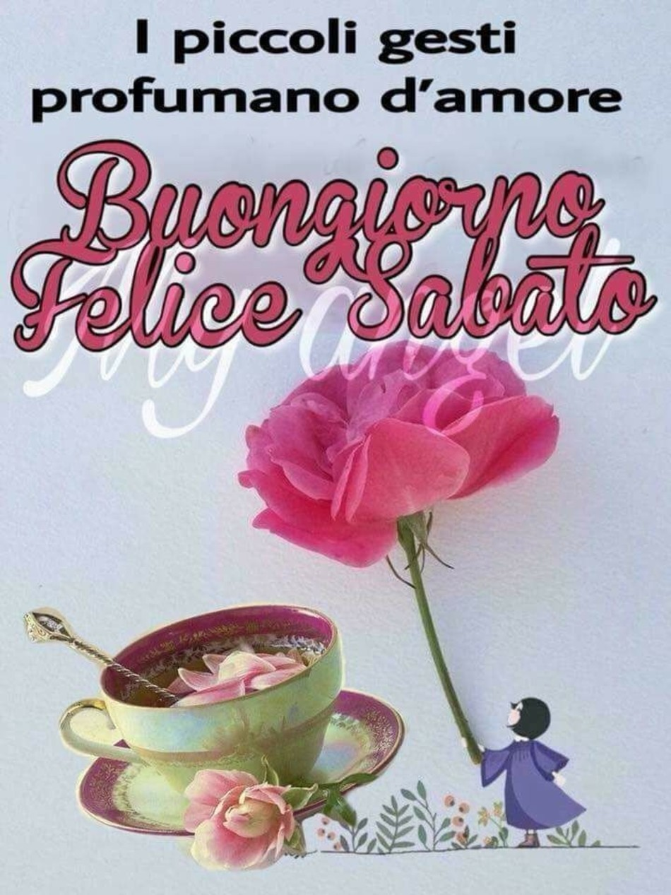 buon sabato immagini col caffè - BuongiornoColSorriso.it