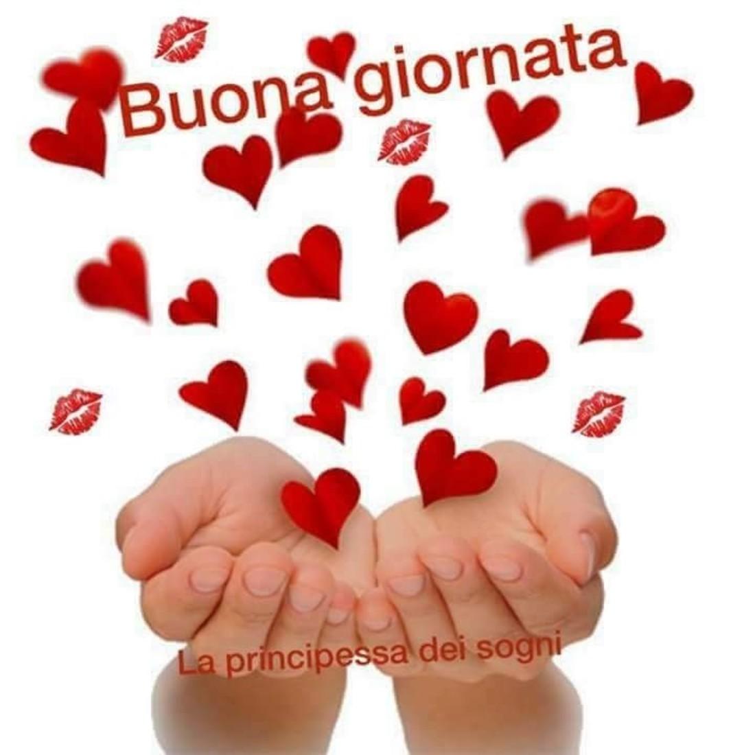Buona Giornata Con Amore Buongiornocolsorrisoit