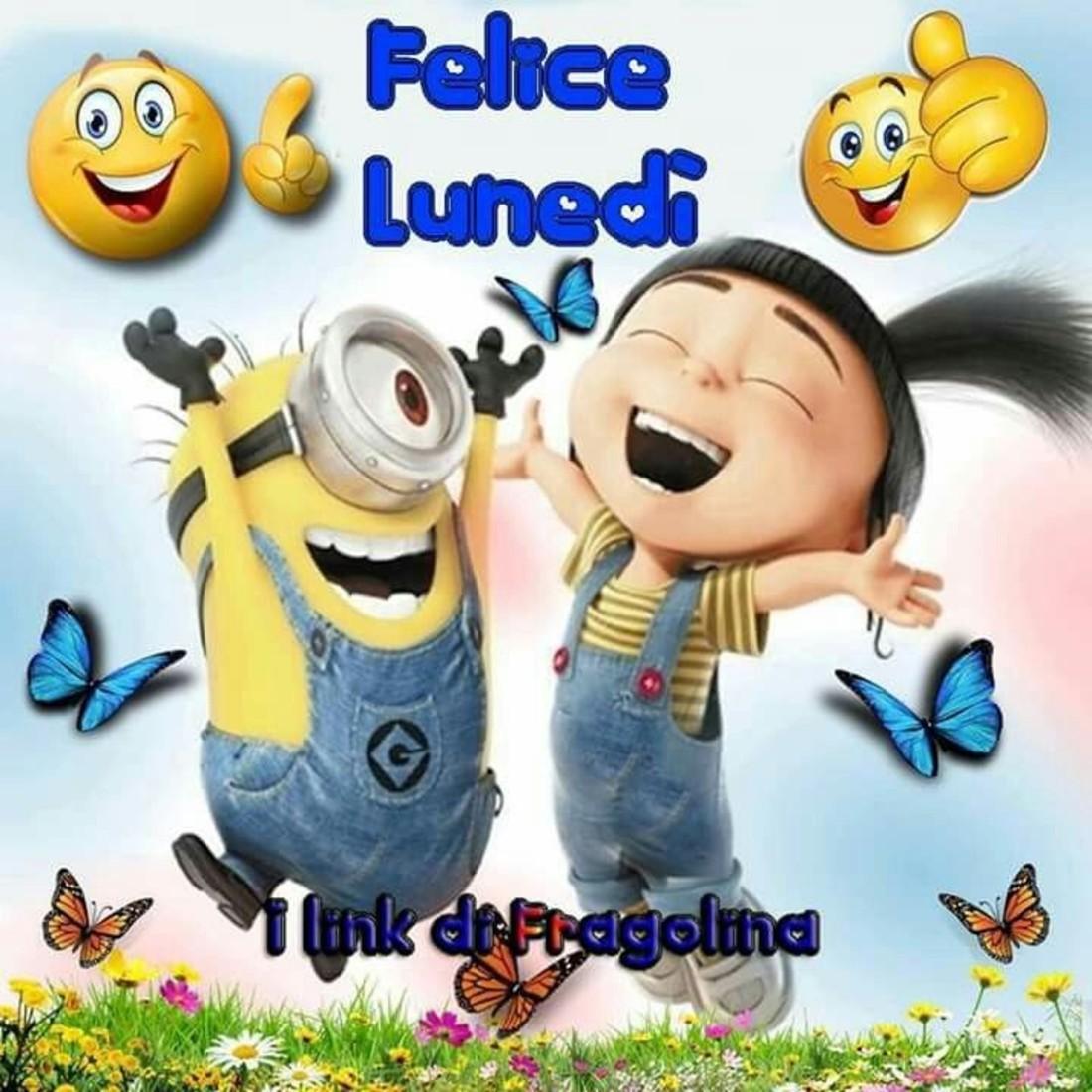 Buongiorno Immagini Buon Lunedi Minions
