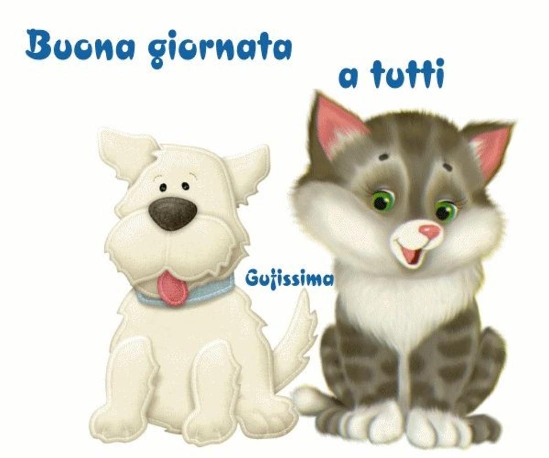 Dolce Buongiorno Gattino Buongiornocolsorriso It