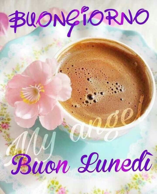 Immagini Buon Lunedi Nuove Con Caffè 3