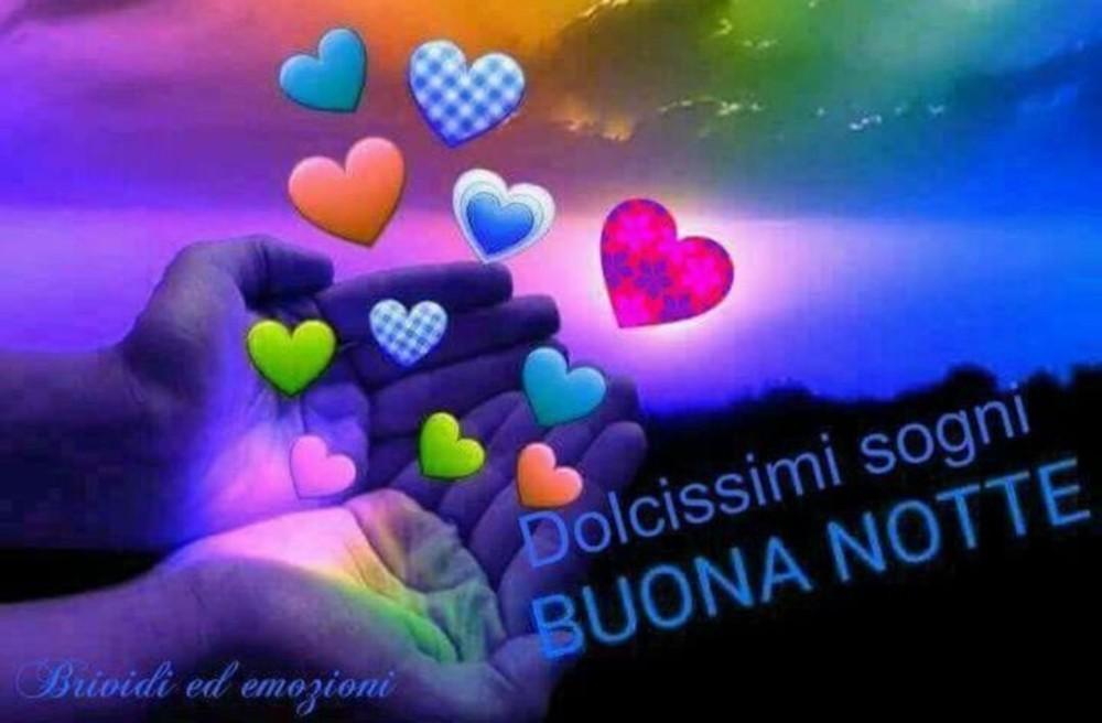 Immagini Buonanotte Amore 2 Archives Buongiornocolsorrisoit