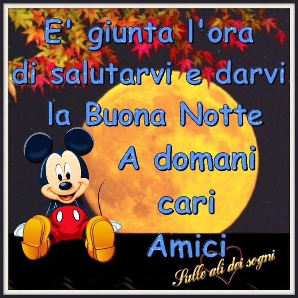 Immagini Buonanotte Gratis 5 Buongiornocolsorriso It