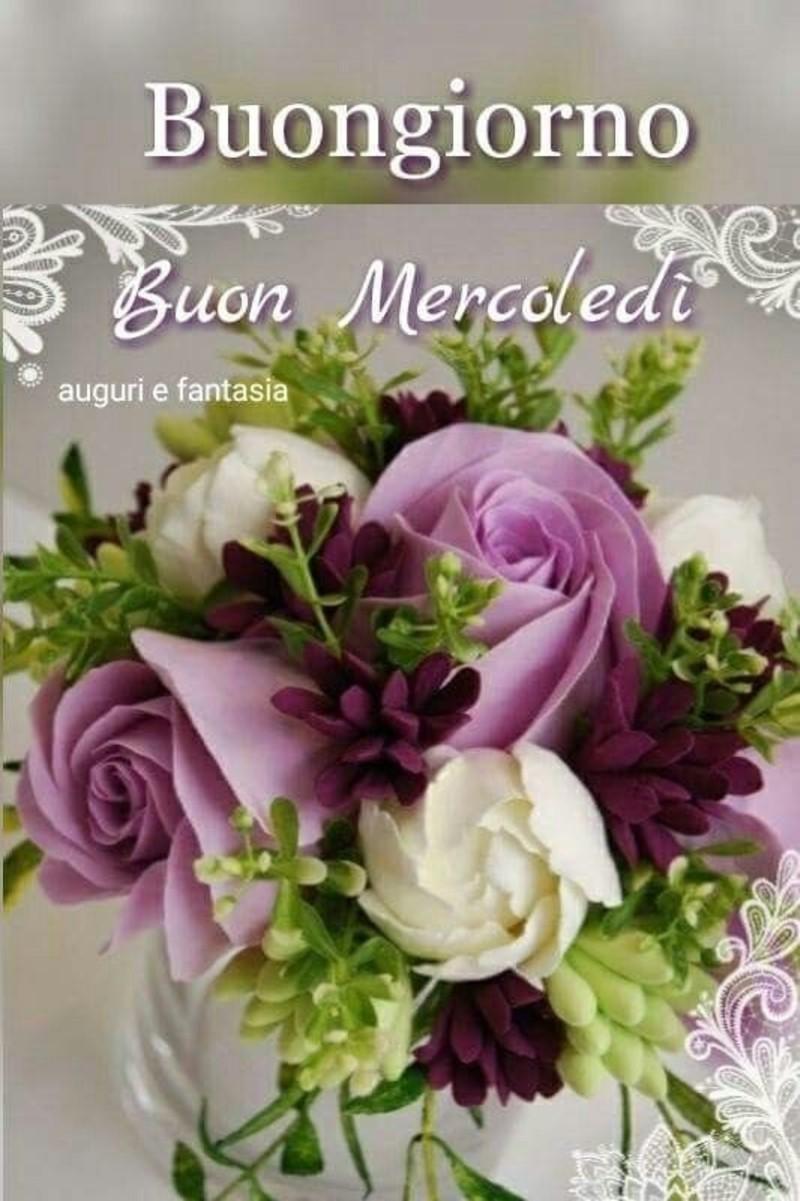 immagini buongiorno buon mercoledi fiori (10)