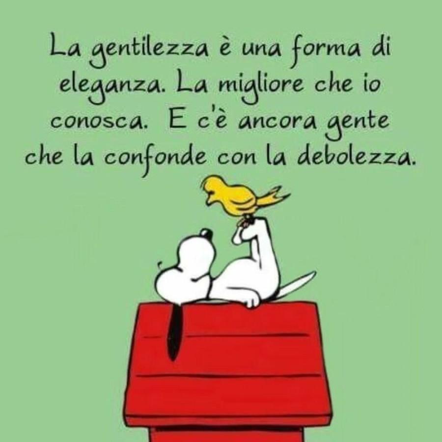 Belle Belle Frasi Ed Aforismi Snoopy Buongiornocolsorriso It