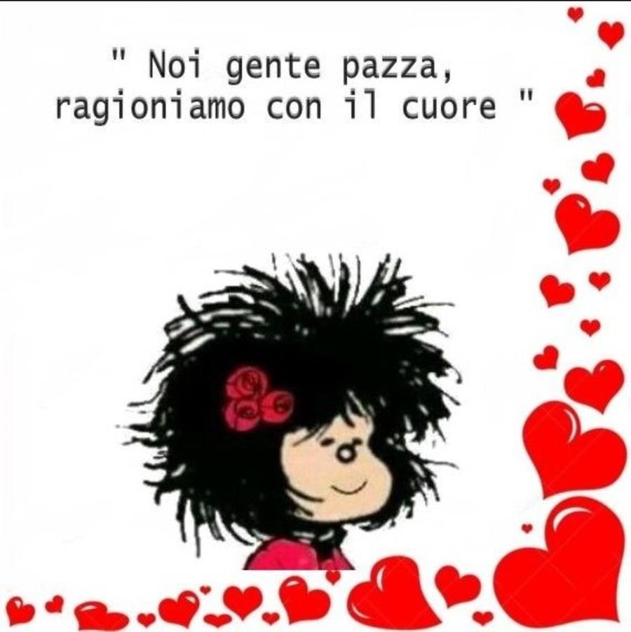 Belle Frasi Ed Aforismi Mafalda 3 Buongiornocolsorriso It