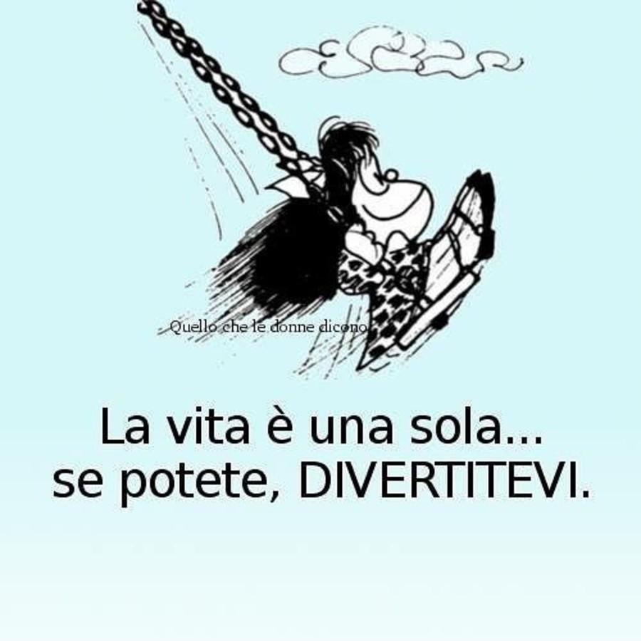 Frasi Divertenti Mafalda Buongiornocolsorriso It