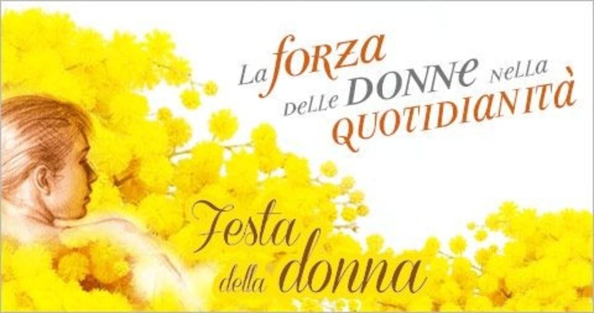 imamgini festa delle donne con mimosa (2)